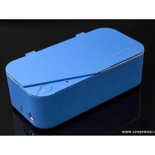 Smartclean - 超聲波洗眼鏡機 Vison.5 - 淺藍色