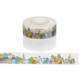 Washi Tape City Design
