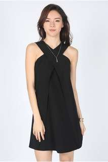 Love Bonito Freydis Cross Front Dress