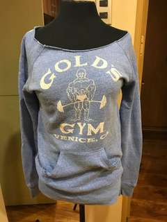 Gold's Gym Sweater