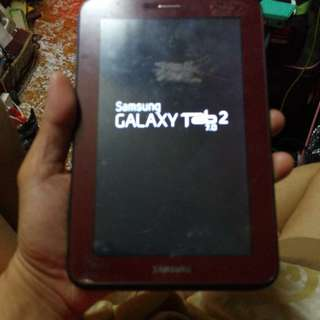 Samsung Galaxy Tab phone 3g phone p 3100 ( read & see my carousel information other mobile)