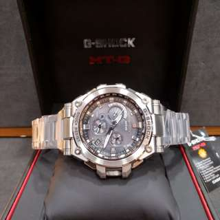* RESIZE & FREE DELIVERY * Brand New 100% Authentic Casio GShock MTG Tough Solar GPS Wave Ceptor High End Collectors Dream Watch MTG1000D 1 MTG1000D-1ADR