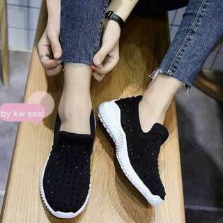 Chic crystal Loafer