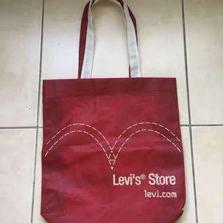 🚚 Levi's 手提包托特包購物袋肩背包