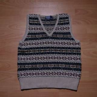 POLO BY RALPH LAUREN Knit Pullover Vest