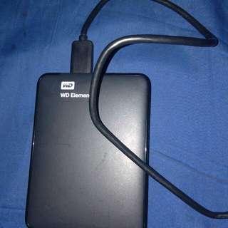 WD Elements Hard drive