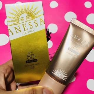 Shiseido Anessa BB SunScreen