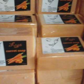 Lys Carrot Soap