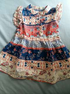 Baby Curly dress