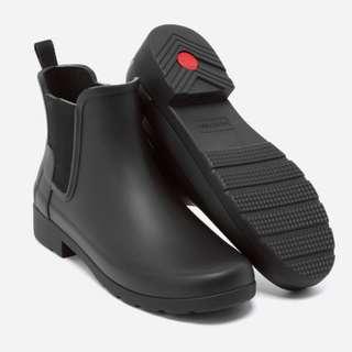 HUNTER Chelsea Boots 雨靴