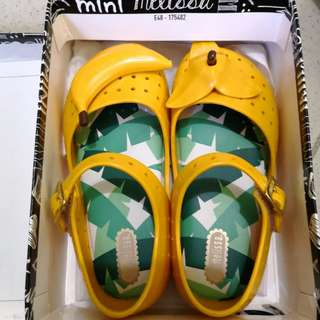Brand New Mini Melissa sandals