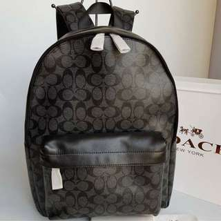 Coach Large Backpack