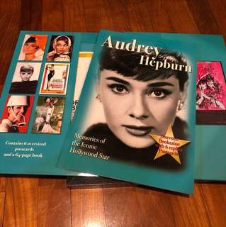 Audrey Hepburn collectors item