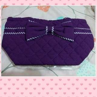 泰國 蝴蝶袋 紫色控必購