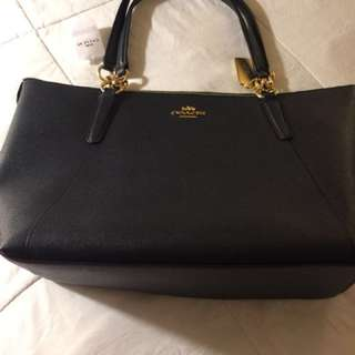 Coach Black Handbag (direct from US)