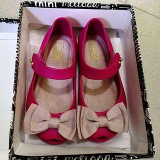 Mini Melissa Ultra Sweet sandals