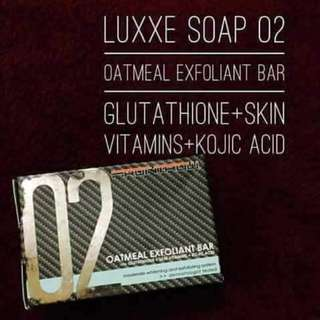 LUXXE SOAP 1, 2 and 3
