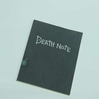 D05 Death Note notebook