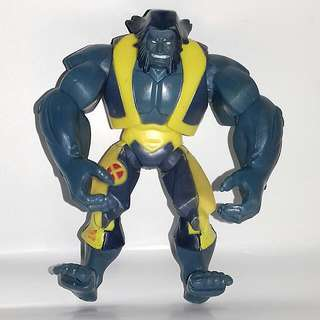 (RM15KiraJadi)Hasbro Marvel X-Men Beast Collectible Figurine