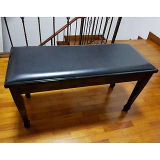 Original Yamaha long bench for 2-3 person sitting at $250