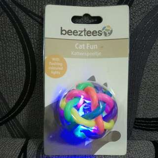 BEEZTEES LATEX LIGHT BALL (BNIB)