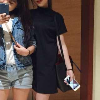 Black Basic Dress