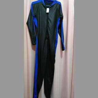 Long Diving Swimming Suit Baju Renang Baju Diving Panjang Dewasa