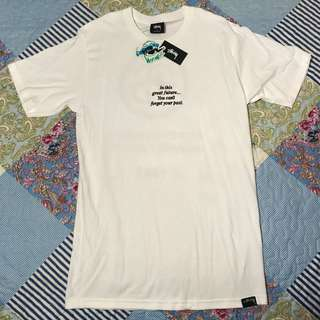 STUSSY x FORTY PERCENTS AGAINST RIGHTS (FPAR) TEE