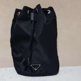 Prada Drawstring Bag
