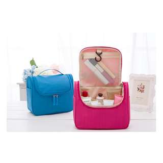 Korean Toiletries Bag Tas kosmetik & alat mandi travel bag
