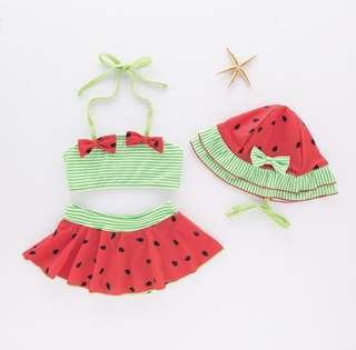Watermelon swimsuit