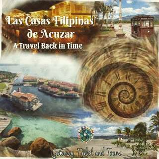 Las Casas Filipinas de Acuzar Group of 24pax Team building barkada family