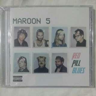 [Music Empire] Maroon 5 - Red Pill Blues CD Album