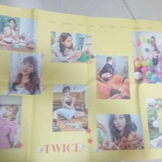 🚚 TWICW Likey 海報(黃)