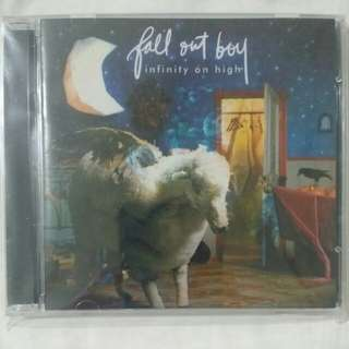 [Music Empire] Fall Out Boy - Infinity On High CD Album