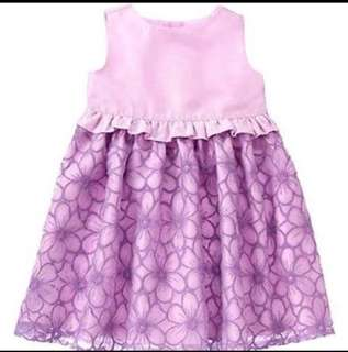 *12M* BN Gymboree Party Dress For Baby Girl