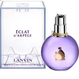 Lanvin Perfume / Brand New / 100ml