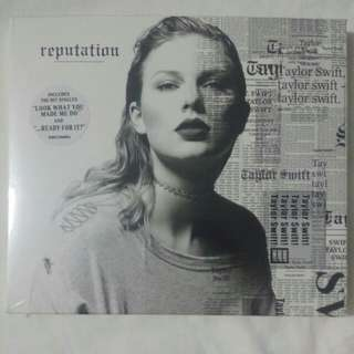 [Music Empire] Taylor Swift - Reputation CD Album
