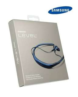 SAMSUNG LEVEL U BLUETOOTH HEADSET (Original Ori Aksesoris Handphone Smartphone)