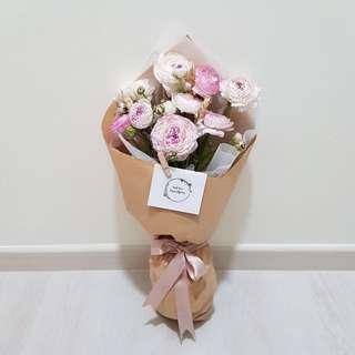 MARCH LOVE Flower Bouquet