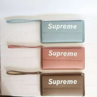 NEW Dompet Panjang Supreme Korea