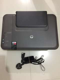 HP Deskjet 1050 Printer 三合一