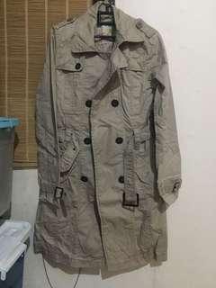 Long fashion jacket
