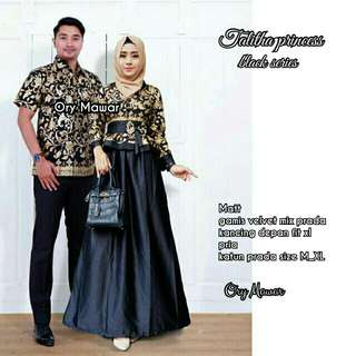 Muslimah Dress Set