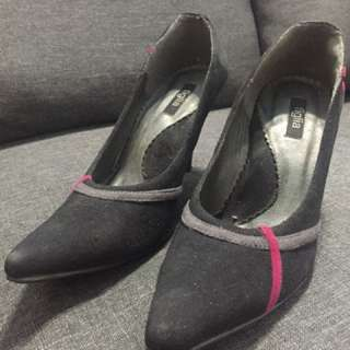 Figlia Black Shoes