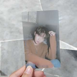 WANNA ONE OFFICIAL JAEHWAN PHOTOCARD