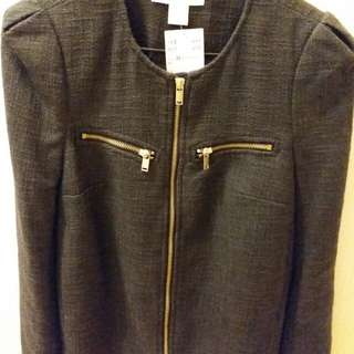 全新H&M名媛女裝外套