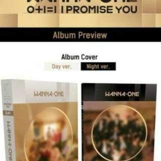 Wanna One I Promise You Album