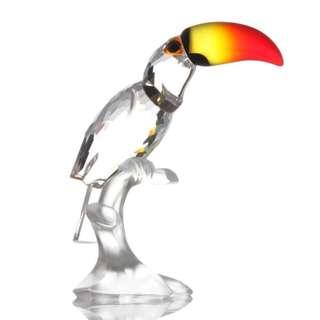 Swarovski Toucan Figurine