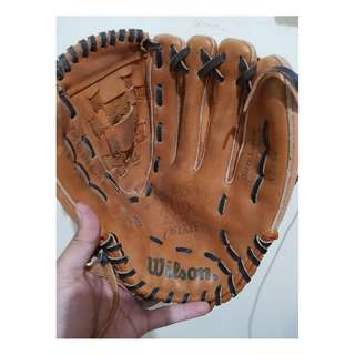 sarung tangan bisbol #umn2018